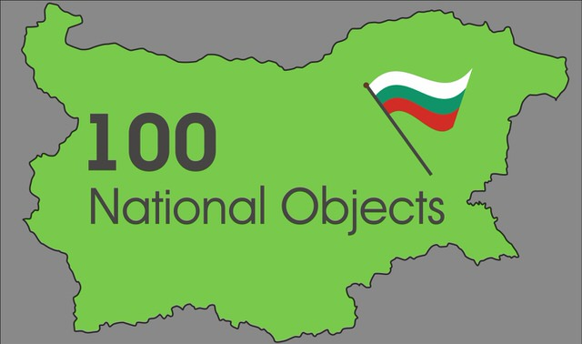 Graphic 100 national objects