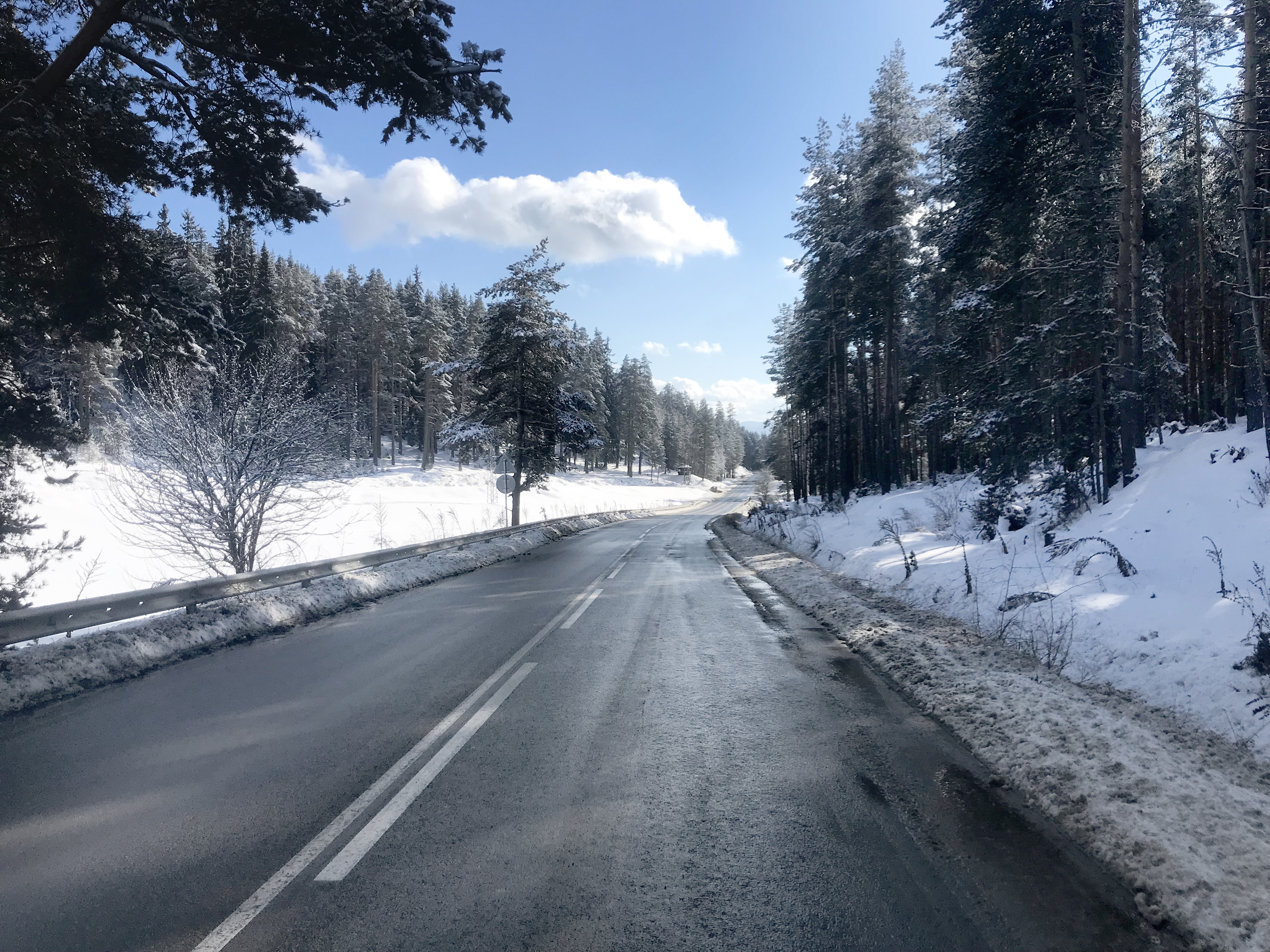 Travel by electric in Bansko